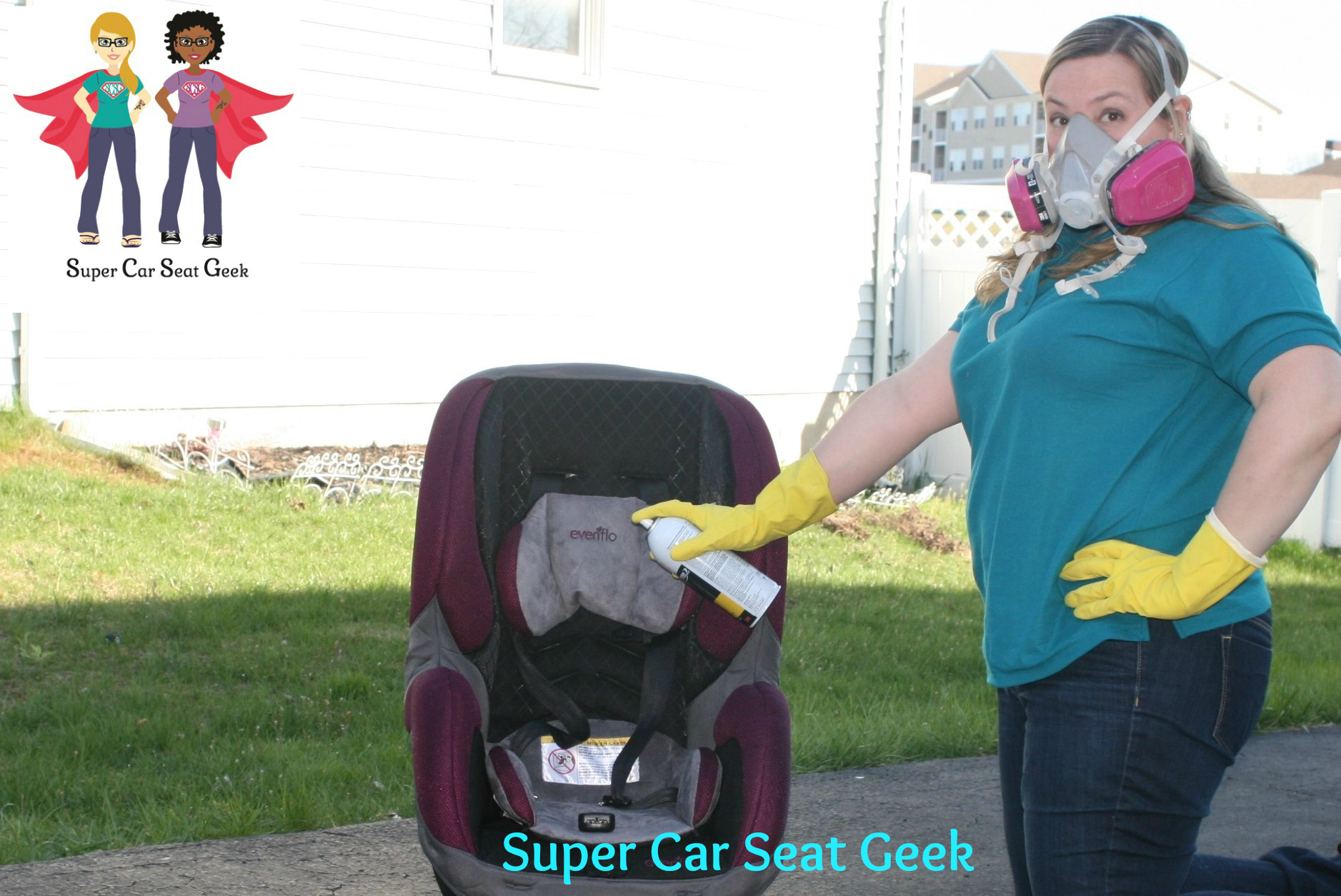 Super Car Seat Geek – Keeping Your Precious Cargo Safe…From Birth ...