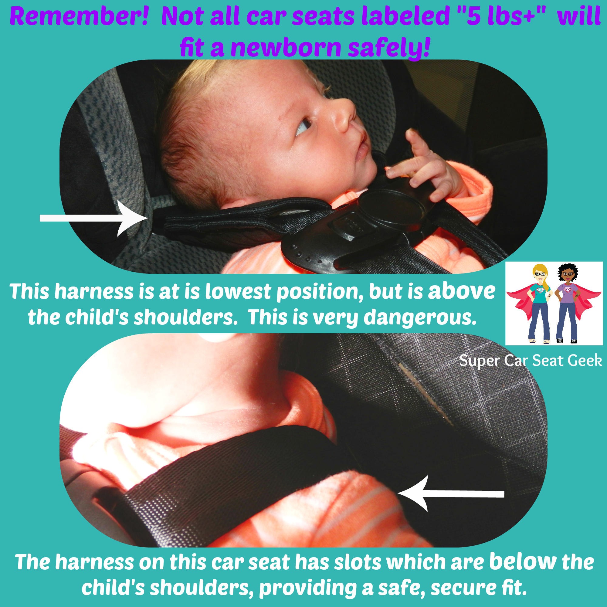 Many Car Seats Are Rated For Newborns As Small 5 Pounds But That Doesn