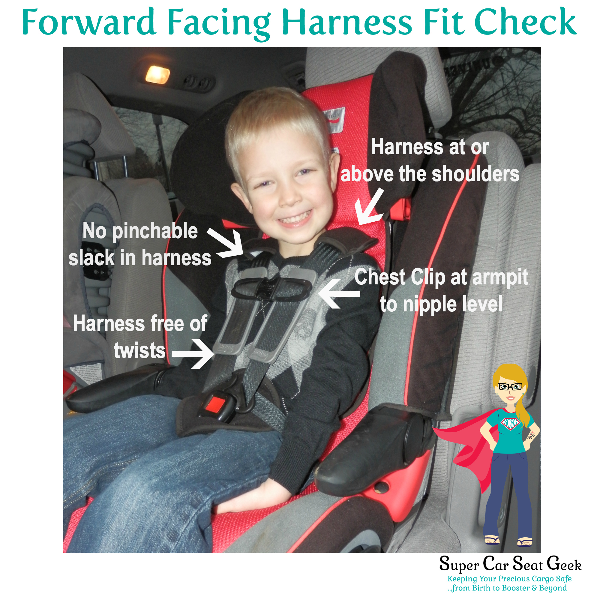 The Correct Use Of Harness Is A Critical To Its Effectiveness Installing Your Childs Seat